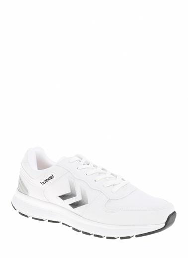 Hummel Kadın Agoptos Sneakers 207900-9001 Beyaz